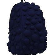 Рюкзак фирменный MadPax Bubble Full цвет Navy (синий)