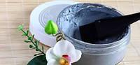 Натуральная успокаивающая маска для лица с голубой глиной