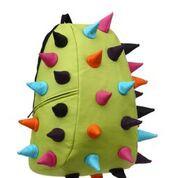 Стильный рюкзак MadPax Rex Full цвет Lime Multi (лаймовый мульти)