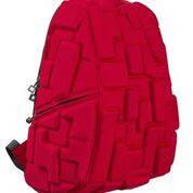 Рюкзак MadPax Block  Full цвет Alarm fire красный