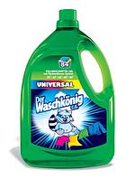 Гель для стирки Der Waschkonig Universal 3375мл для всех типов ткани Германия