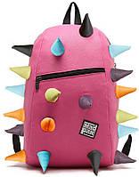 "Рюкзак ""Rex VE Full"" Front Zipper Pink multi, цвет розовый мульти - Madpax"
