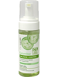Очищающая пенка для умывания Cucumber Balance Control, 150 мл.