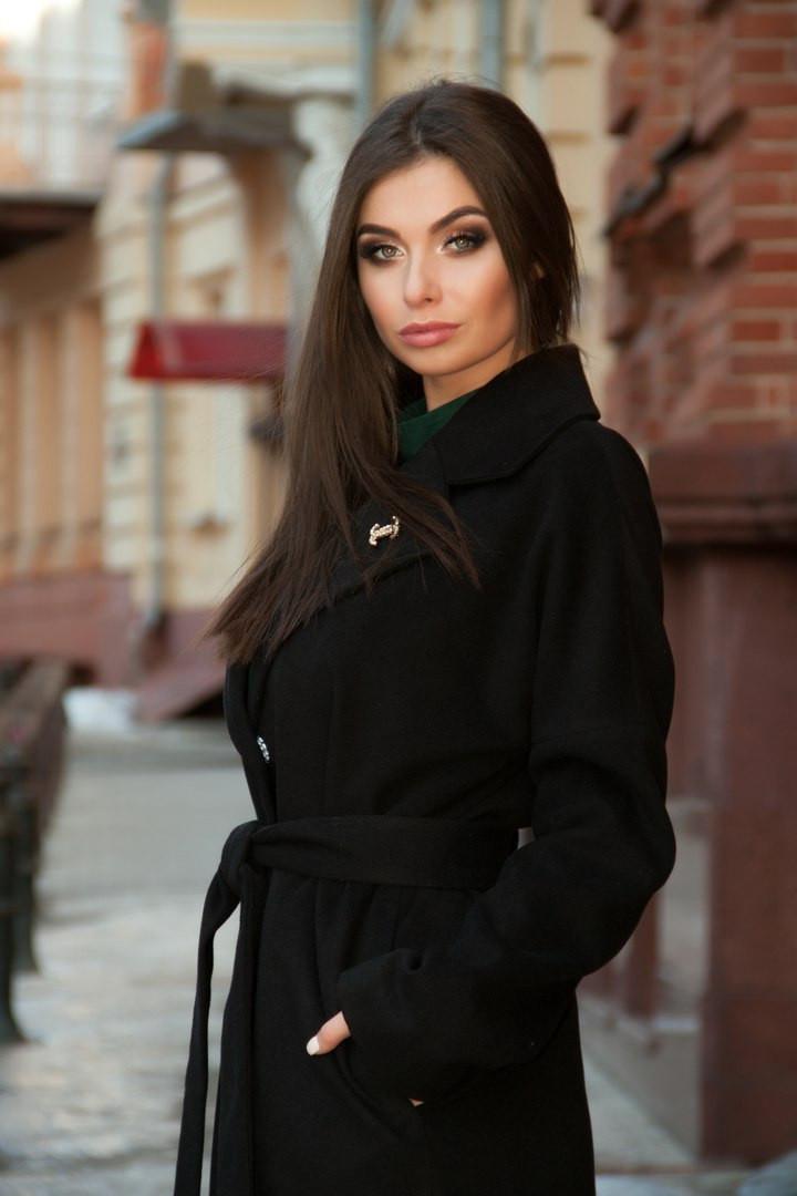 фото пальто женское красивое