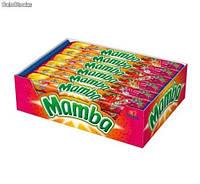 Жевательные конфеты Mamba в асортименте106 г (Германия)