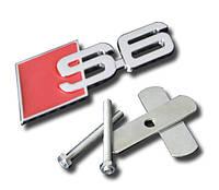 Эмблема решетки радиатора Audi S6