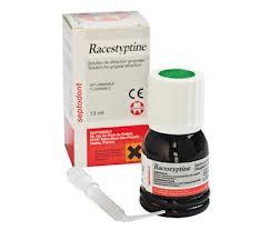 Racestyptine (13мл) Septodont гемостатичний розчин