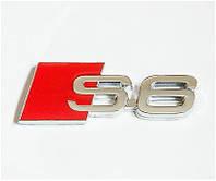 Емблема на кузов Audi S6
