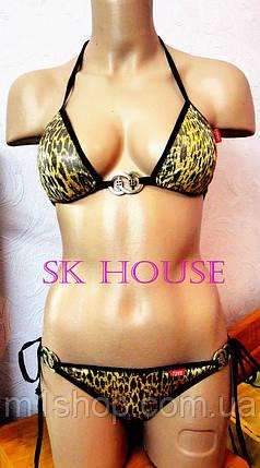 Леопардовый женский купальник (5503 sk), фото 2