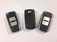 Ключ выкидной для Hyundai Tucson Accent Santa Fe Elantra Getz Sonata