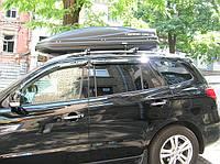 Автобокс  440л черный правостороннее открывание