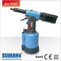 Пневмозаклепочник для резьбовых (гаечных) заклепок (М4-М12) Sumake ST-6920