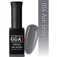 Гель лак GGA №034 (Ash gray)