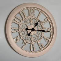 Красивые настенные часы 51х51х5 см