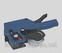 Пистолет для ценников двухстрочный