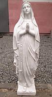 Скульптуры для памятников. Статуя Божьей Матери 80 см бетон