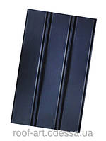 Панель софита ASKO графит 305*3500 мм, фото 1