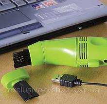 USB Пылесос Computer mini vacuum