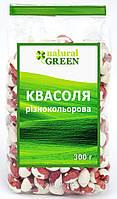 Фасоль цветная Natural Green 300 грамм