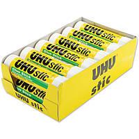Клей-карандаш UHU White Stick Glue 40 г (648234996555)