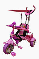 Велосипед трехколесный Mars Trike KR01 аниме (розовый)