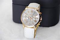 Часы женские Geneva Charm белые