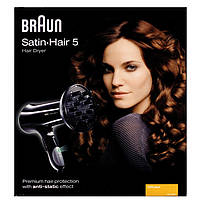 Фен Braun Satin Hair 5 HD 530