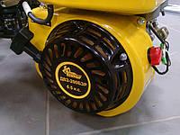 Двигун бензиновий Кентавр ДВЗ-200Б3Р (під 3 ремні), фото 1