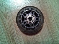 Колеса для роликов 64 мм полиуретановые с повышеной цепкостью