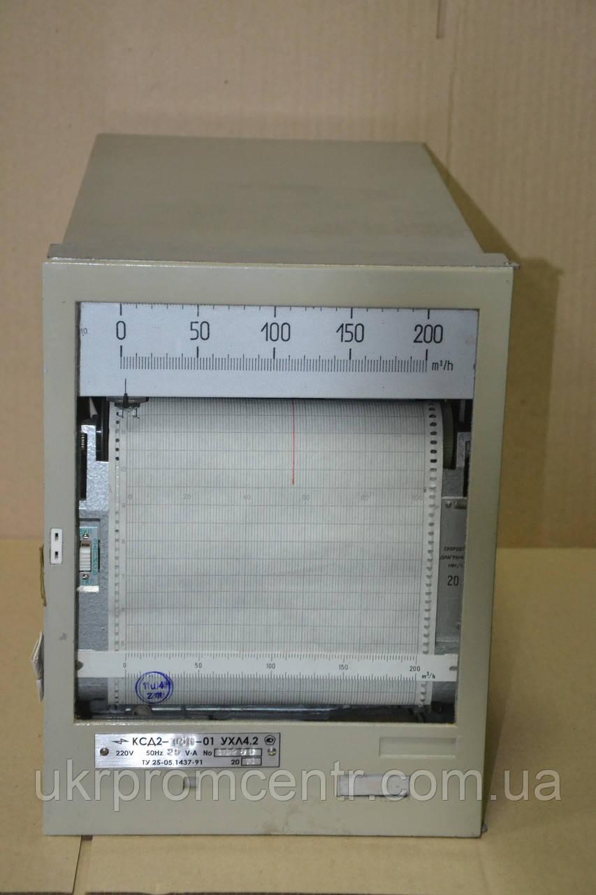 Реєструючий прилад КСУ-2, КСУ2