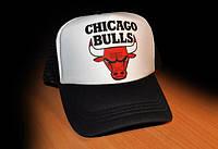 Кепка тракер мужская/женская Chicago Bulls Чикаго Буллс