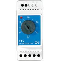 Механический терморегулятор для теплого пола OJ Electronics ETV-1991 с датчиком температуры пола