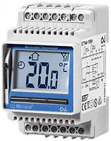 Цифровой термостат для теплого пола OJ Electronics ETN4-1999, фото 1