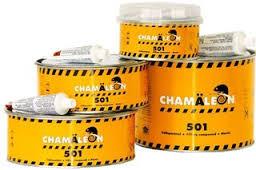 Шпаклевка CHAMAELEON 504 с алюминием 1,8 кг
