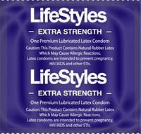 Презервативы LifeStyles Extra Strength (прочные)
