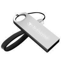 Флеш-драйв Transcend JetFlash 520 32 GB Silver