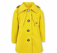"Пальто для девочки ""Молдаваночка"""