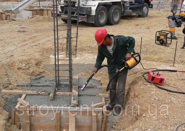 Вибратор для бетона ENAR AVMU 220 - аренда, прокат, фото 2