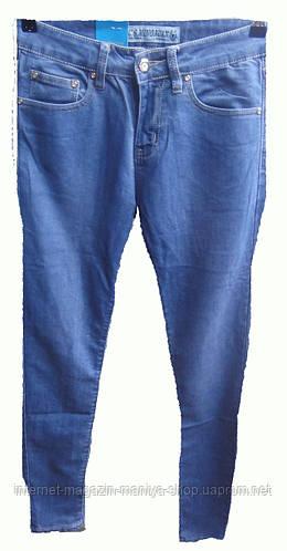 Женские джинсы полу батальные
