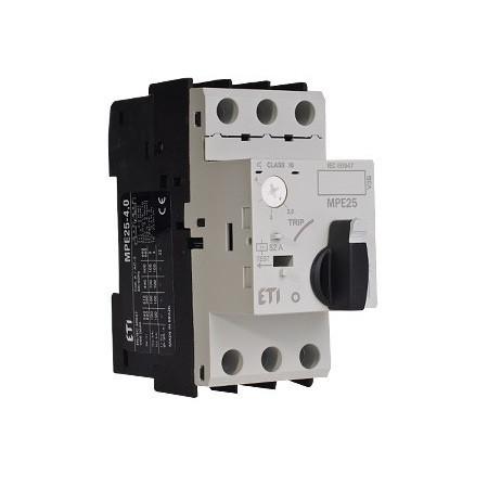Автомат защиты двигателя ETI MPE25-4,0 (4648008)