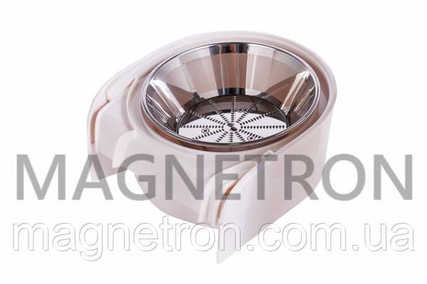 Нож - сито и корпус сита для соковыжималки Gorenje JC650W 497687, фото 2