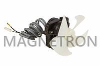 Двигатель вентилятора и крыльчатка морозильной камеры Electrolux 2260065327