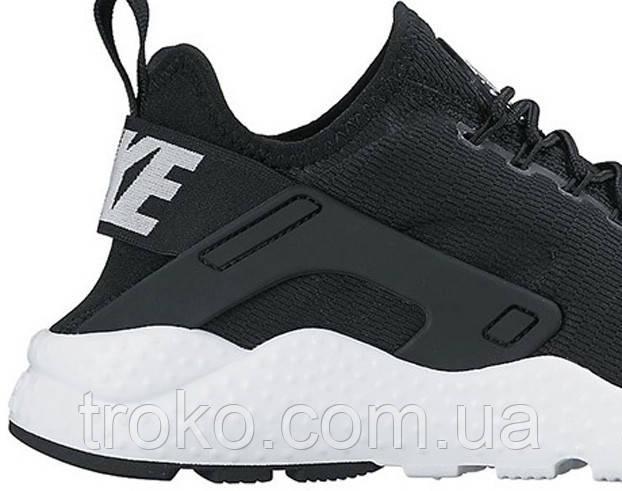 Кроссовки Nike Air Huarache Run Ultra Black White