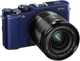 Фотоаппарат Fujifilm X-A1 kit (16-50mm) Blue