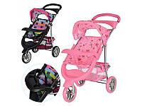 Детская коляска для кукол MELOGO 9614
