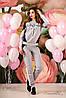 Модный спортивный костюм, двунитка, дайвинг, 44-52 размеры