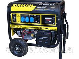 Бензиновый генератор FIRMAN FPG 7800 (5 кВт)- аренда, прокат