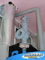 Парогенератор промышленный на твердом топливе Идмар SB 120 кВт, 200 кг/час
