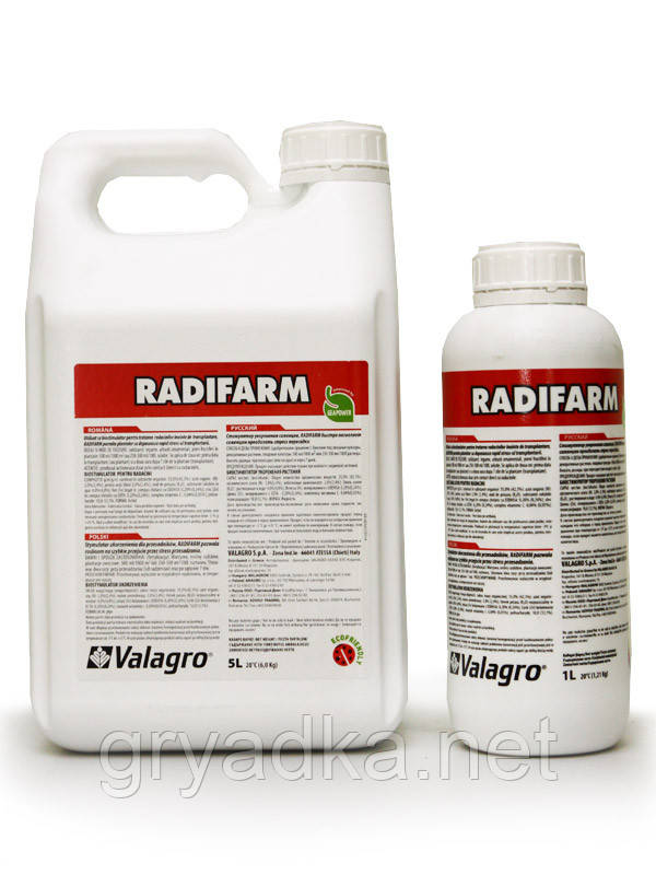Радифарм 10 л биостимулятор корневой системы Валагро