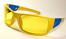 Очки желтые оптом (5848 С13)